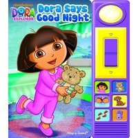 Nickelodeon Dora the Explorer: Dora Says Good Night (Dora the Explorer: Play-a-Sound)