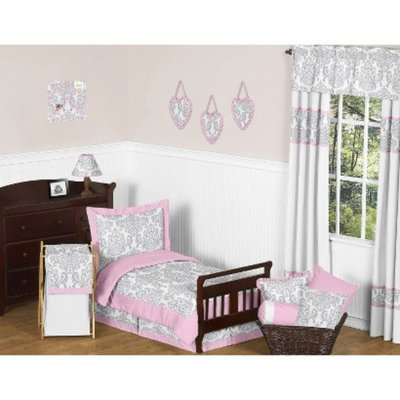 Sweet JoJo Designs JoJo Designs 5pc Elizabeth Toddler Bedding Set