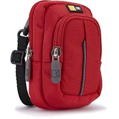 Case Logic Compact Camera Case with Storage Red