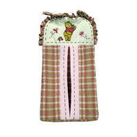 Crown Crafts Disney Pooh Diaper Stacker Delightful Day (Discontinued by Manufacturer)