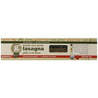 Maple Grove Farms Maple Grove Foods Pastariso Pasta, Brown Rice Lasagna, Gluten Free, 8-Ounce (Pack of 6)