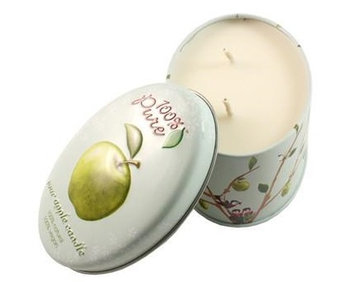 100% Pure Sour Apple Candle