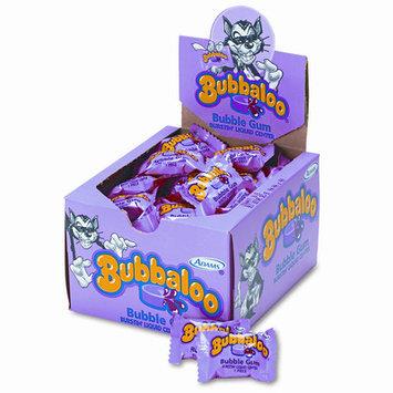 Cadbury Adams CDB91627 Bubbaloo Bubble Gum Pack of 60