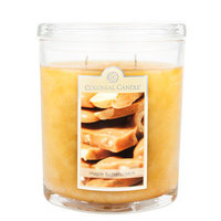 Fragranced in-line Container CC022.2847 22oz. Oval Maple Butterscotch Candles
