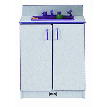 Jonti-Craft 0208JCWW180 Kitchen Sink - Black