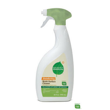 Seventh Generation Disinfecting and Cleaning Wipes in White