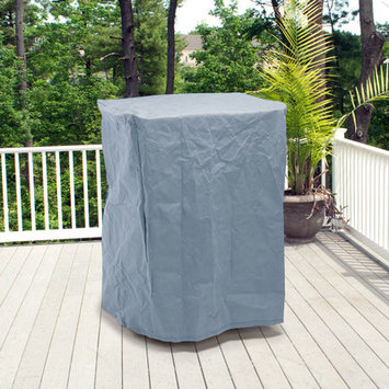 Budgeindustries All-Seasons Square Smoker Grill Cover Color: Blue