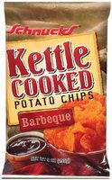 Schnucks Kettle Cooked Barbeque Potato Chips 9 Oz Bag