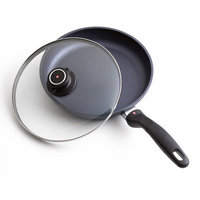 Fry Pan with Lid Size: 10.25