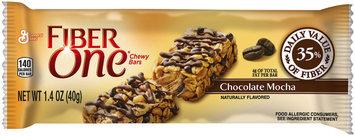 Fiber One Chocolate Mocha Chewy Bar
