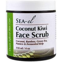 SEA-el Coconut Kiwi Face Scrub