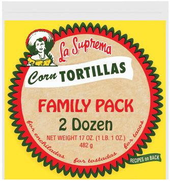 la Suprema Family Pack