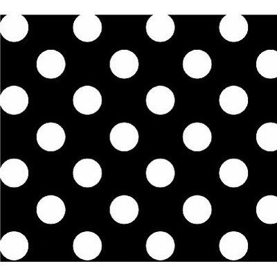 Stwd 3 Piece Primary Polka Dots Woven Crib Sheet Bedding Set