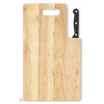 Ginsu 04880 Santoku Knife with Cutting Board