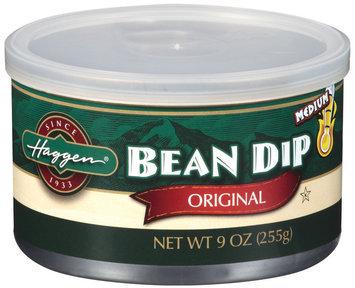 Haggen® Original Bean Dip Medium 9 oz.