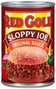 Red Gold® Original Sloppy Joe Sauce 15 oz. Can