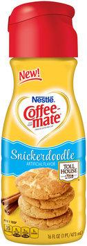 COFFEE-MATE Tollhouse Snickerdoodle Liquid Coffee Creamer 16 fl. oz. Bottle