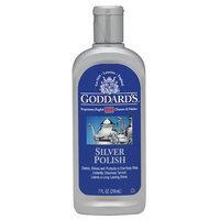 Goddard's 707184 7 Oz Liquid Silver Polish (6 Pack)