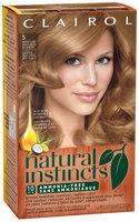 Clairol Natural Instincts 9G Dark Golden Blonde Hair Color Kit