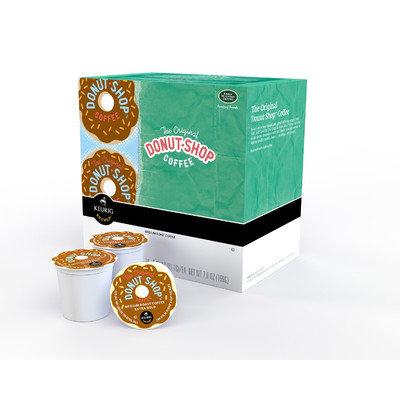 Keurig Coffee People Donut House K-Cup (Pack of 72)