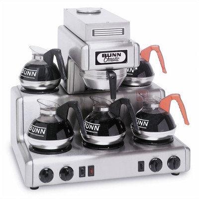 Bunn RL Automatic Coffee Brewer (5 warmers)