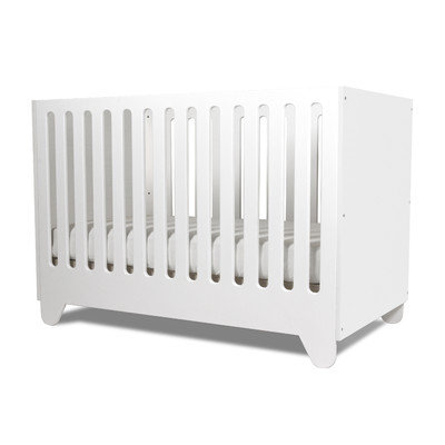 Spot On Square Hiya Crib End Panels -White