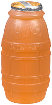 Little Hug® Fruit Barrels™ Orange Juice Drink 8 fl. oz. Bottle