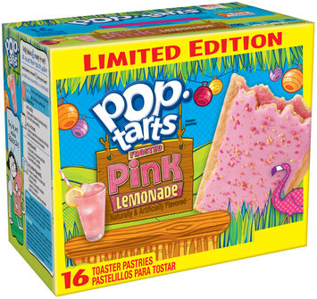 Pop Tarts® Frosted Pink Lemonade Toaster Pastries 28.2 oz. Box