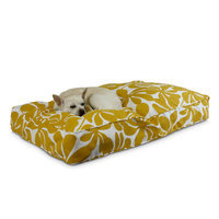 Snoozer Pool & Patio Indoor/Outdoor Water and Fade Resistant Pet Bed Size: Small - 24