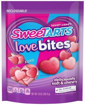 SWEETARTS Gummies Love Bites 10 oz Bag