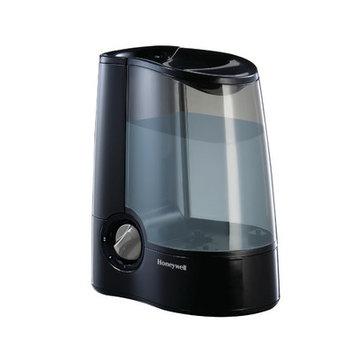 Honeywell - 2 gal. Warm Moisture Humidifier - Black