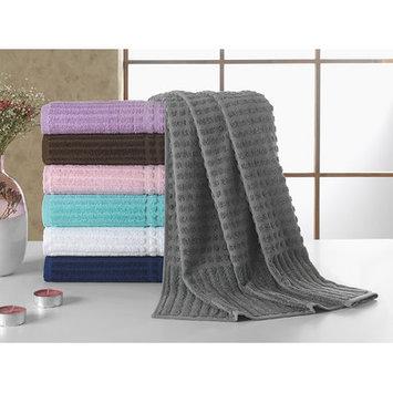 Berrnour Home Piano Bath Towel Color: Gray