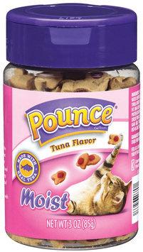 Pounce Moist Tuna Flavor Cat Treats, 3-Ounce