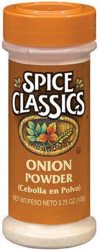 Spice Classics  Onion Powder 3.75 Oz Shaker