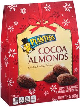 Planters Cocoa Almonds 14 oz. Box