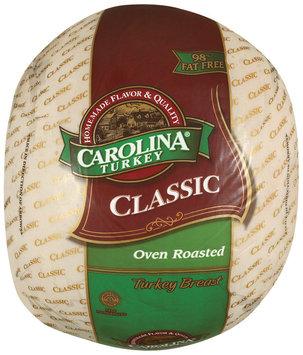 Carolina Turkey Oven Roasted Classic Turkey Breast