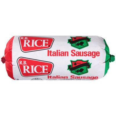 R.B. Rice® Italian Sausage 16 oz. Chub
