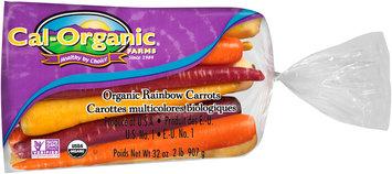 Cal-Organic Farms® Organic Rainbow Carrots 32 oz. Bag
