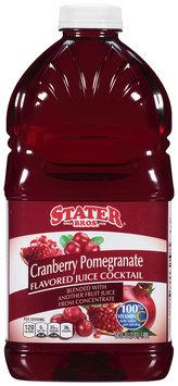 Stater Bros.® Cranberry Pomegranate Cocktail 64 fl oz. Plastic Bottle