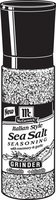McCormick Italian Style Sea Salt Grinder 8 Oz Cylinder
