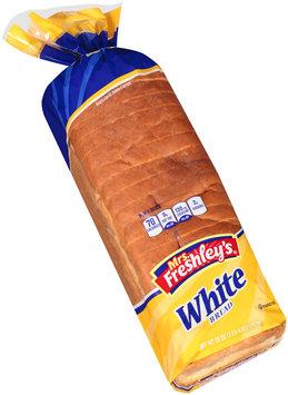 Mrs. Freshley's White Bread 20 oz. Bag