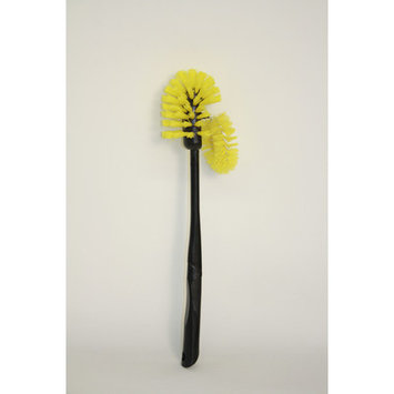 Syr Toilet Brush Black Handle with Bristles