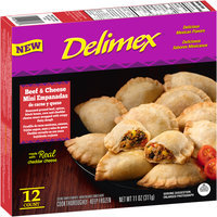 Delimex® Beef & Cheese Mini Empanadas 12 ct Box