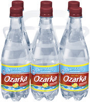 Ozarka Lemon Essence Sparkling Natural Spring Water