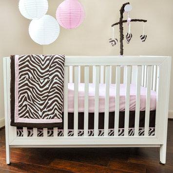 Viv + Rae Zara Zebra 10 Piece Crib Bedding Set