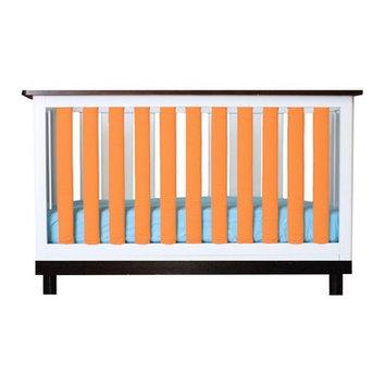 Go Mama Go Doctor Approved Wonder Crib Size: 38 Pack, Color: Orange / Aqua