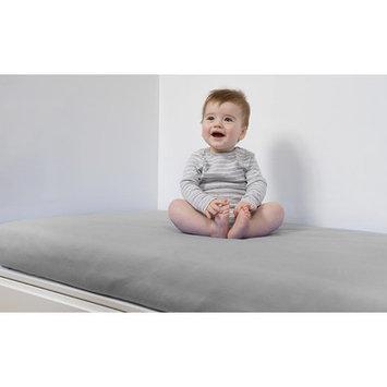 B.sensible Baby Crib Sheet Color: Beige