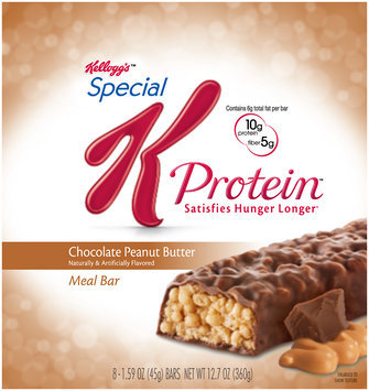 Kellogg's® Special K Protein™ Chocolate Peanut Butter Meal Bars 8 ct Box
