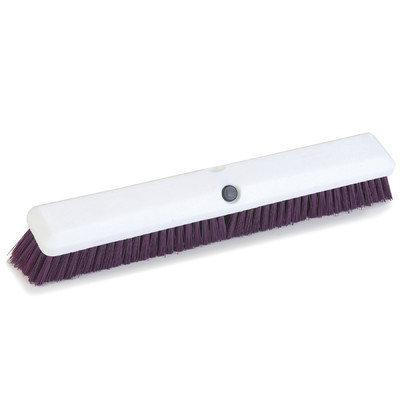 Carlisle 18 in. Purple Sparta Spectrum Omni Sweep (Case of 12) 4189068