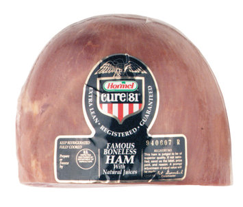 HORMEL CURE 81 Boneless Half Ham